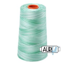 Aurifil Thread - 28wt Small Spool Mint Julep 4661 Variegated