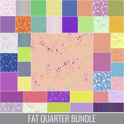 Tula's True Colors Fat Quarter Bundle