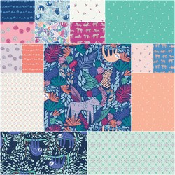 Selva Fat Quarter Bundle