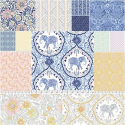 Ganesha Garden Fat Quarter Bundle