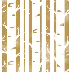 Big Birches in Marigold