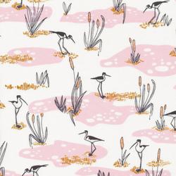 Wetlands in Pink