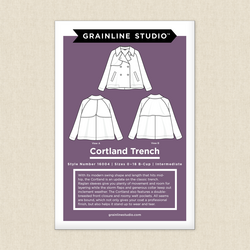 Cortland Trench 0-18
