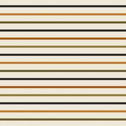 Spooktacular Stripe in Olive Multi