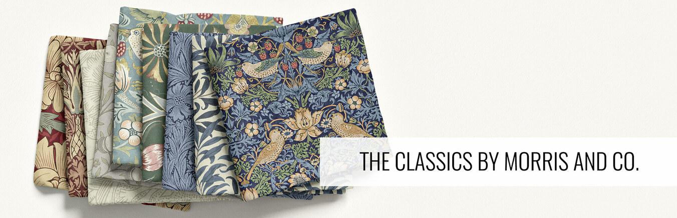 The Classics by The Original Morris & Co