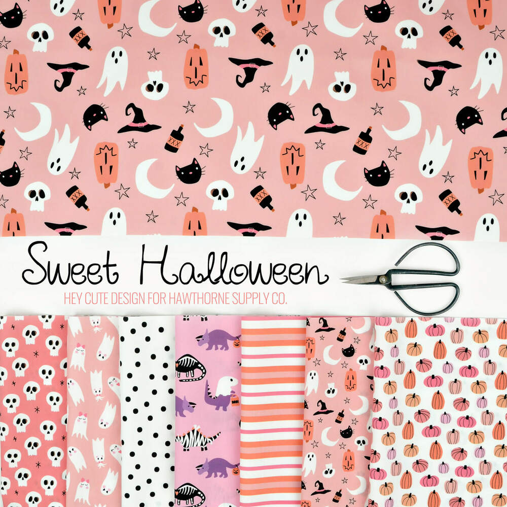 Sweet Halloween Poster Image