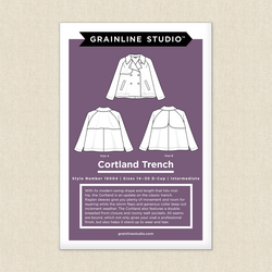 Cortland Trench 14-30