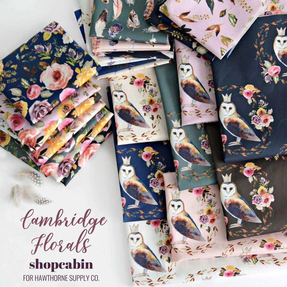 Cambridge Florals Poster Image