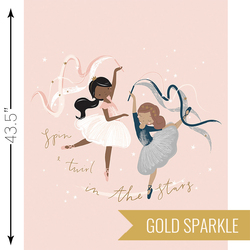 Spin and Twirl in the Stars Panel in Ballerina