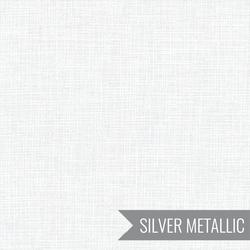 Quilter's Linen Metallic in Pearl