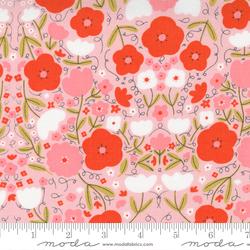 Florals in Pink