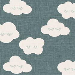 Sleepy Clouds in Ocean