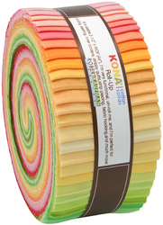 Kona Cotton Solids Roll Up in Sunrise