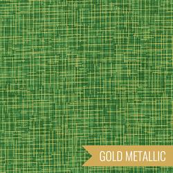 Quilter's Linen Metallic in Green