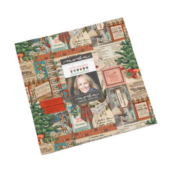 """Christmas Faire 10"""" Square Pack"""