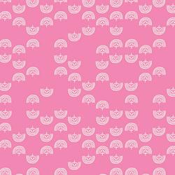 Meowtain Meadows in Pink