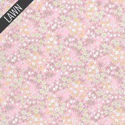 Wildflower Garden in Pink