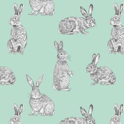 Bunny Hop in Mint