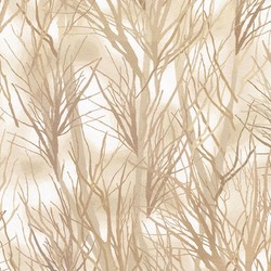 Winter Reeds in Taupe