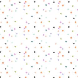 Small Rainbow Stars in Halloween