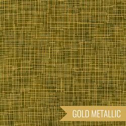 Quilter's Linen Metallic in Olive