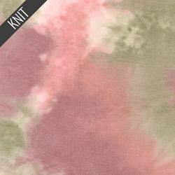 Desert Tie Dye in Rose Taupe & Blush