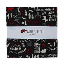 """Wild at Heart 10"""" Square Pack"""