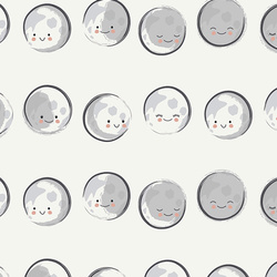 Happy Moons in Light