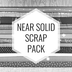 Near Solid Prints Scrap Pack