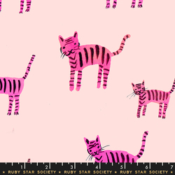 Tigers in Hot Pink