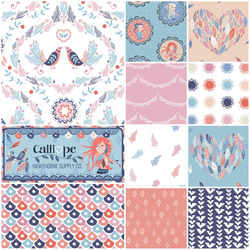 Calliope Fat Quarter Bundle