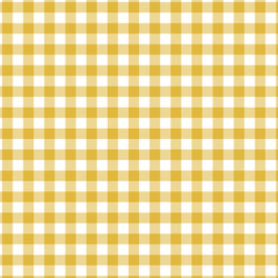 Gingham in Autumn Gold