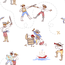 A Pirates Life in Sailor