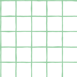 Windowpane in Sprout on White
