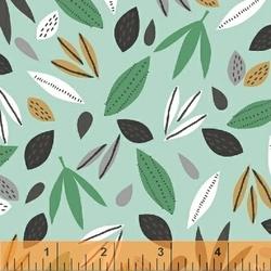 Leaves in Mint