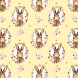 Little Bunny Love in Lemon Chiffon