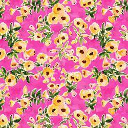 Flower Wall in Multi