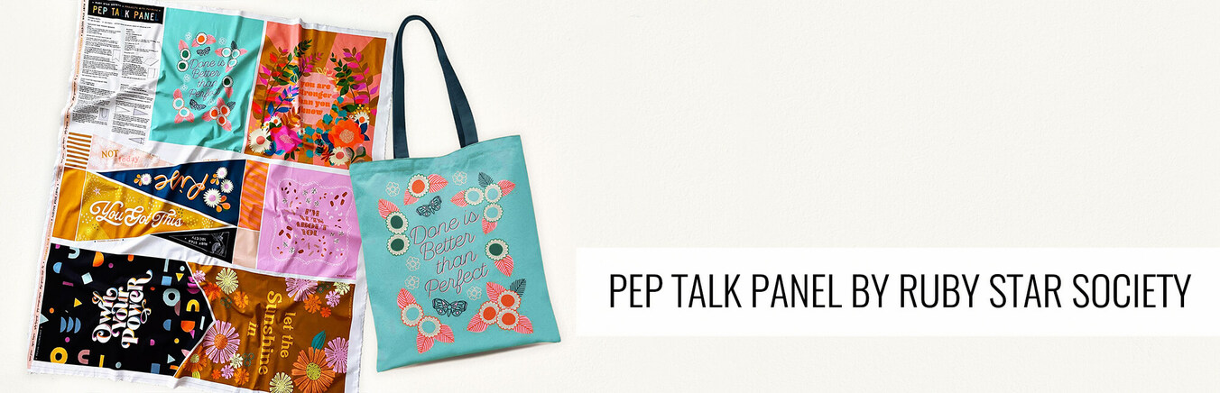 Pep Talk Panel