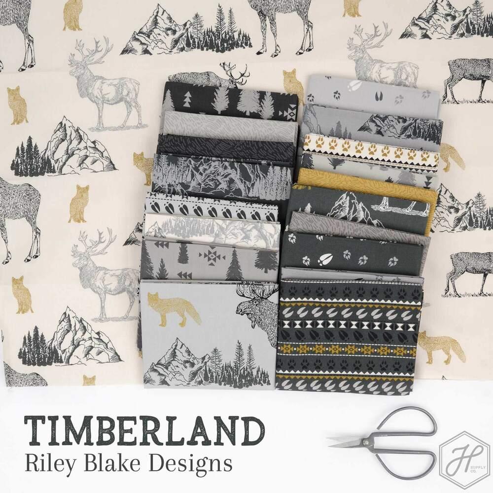 Timberland Poster Image
