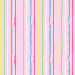 Candy Stripe in Pink