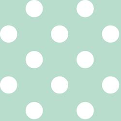 Jumbo Dot in Mint