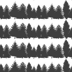 Tree Line in Onyx