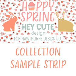 Hoppy Spring Sample Strip