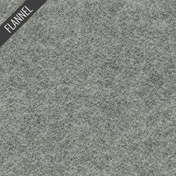 Shetland Melange Flannel in Grey