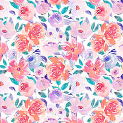 Summer Fling Floral in Romance