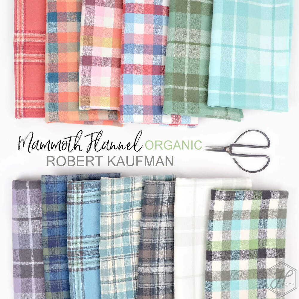Mammoth Organic Flannels Poster Image