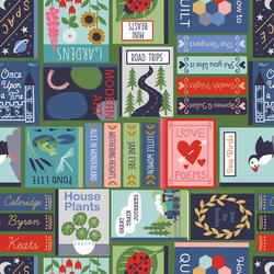 Book Covers in Multi