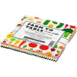 """Farm to Table 5"""" Square Pack"""