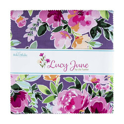 """Lucy June 10"""" Square Pack"""