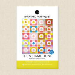 Backyard Party Quilt